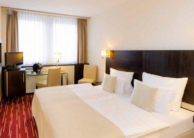 Mercure Hotel Potsdam City Privilige Zimmer